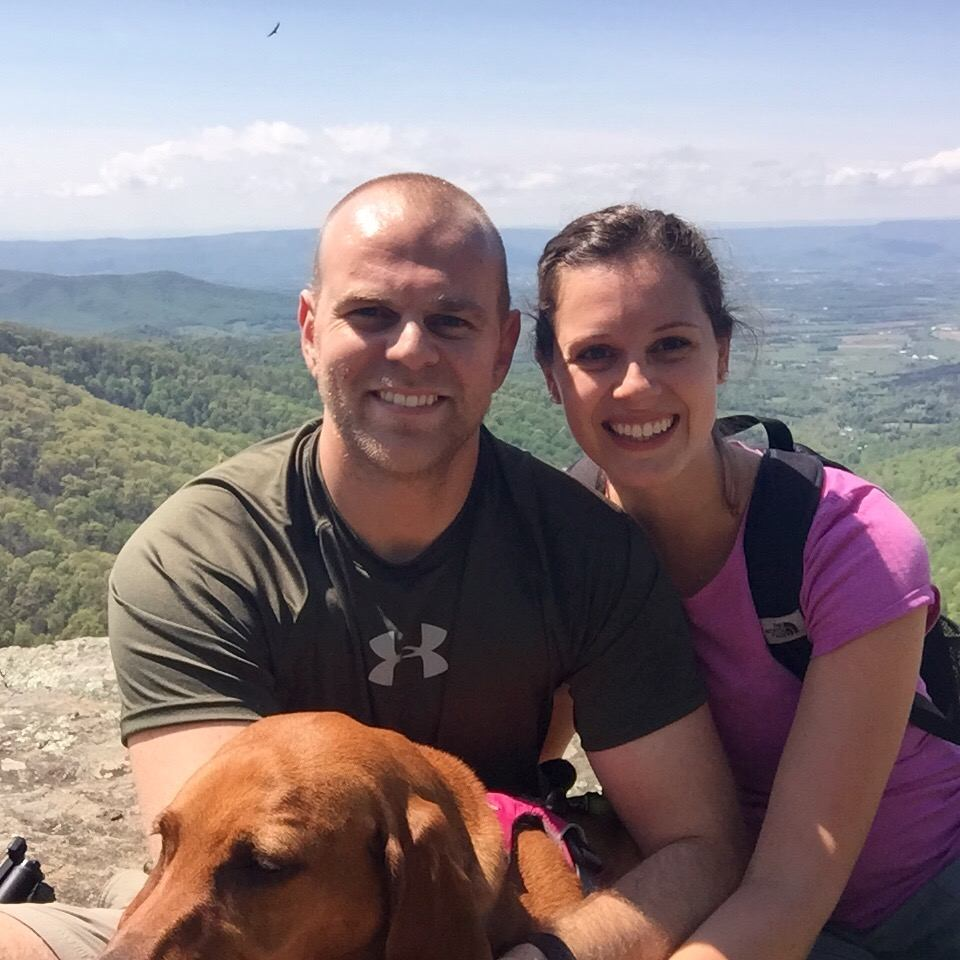 Hawksbill Summit- Shenandoah National Park