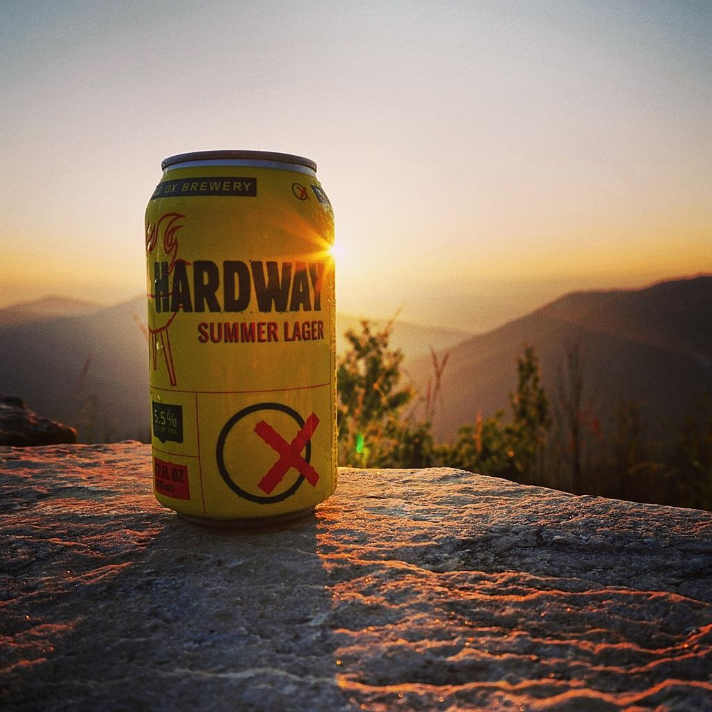 Old Ox Brewery- Hardway Summer Lager