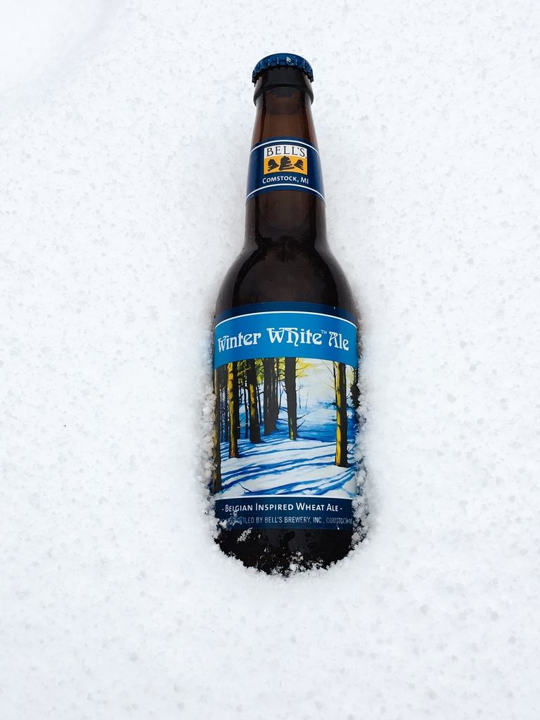 Bell's Brewery- Winter White Ale