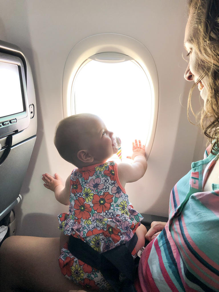 Traveling with Baby- Air Travel