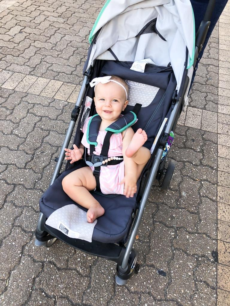 Traveling with Baby- A Year in Review
