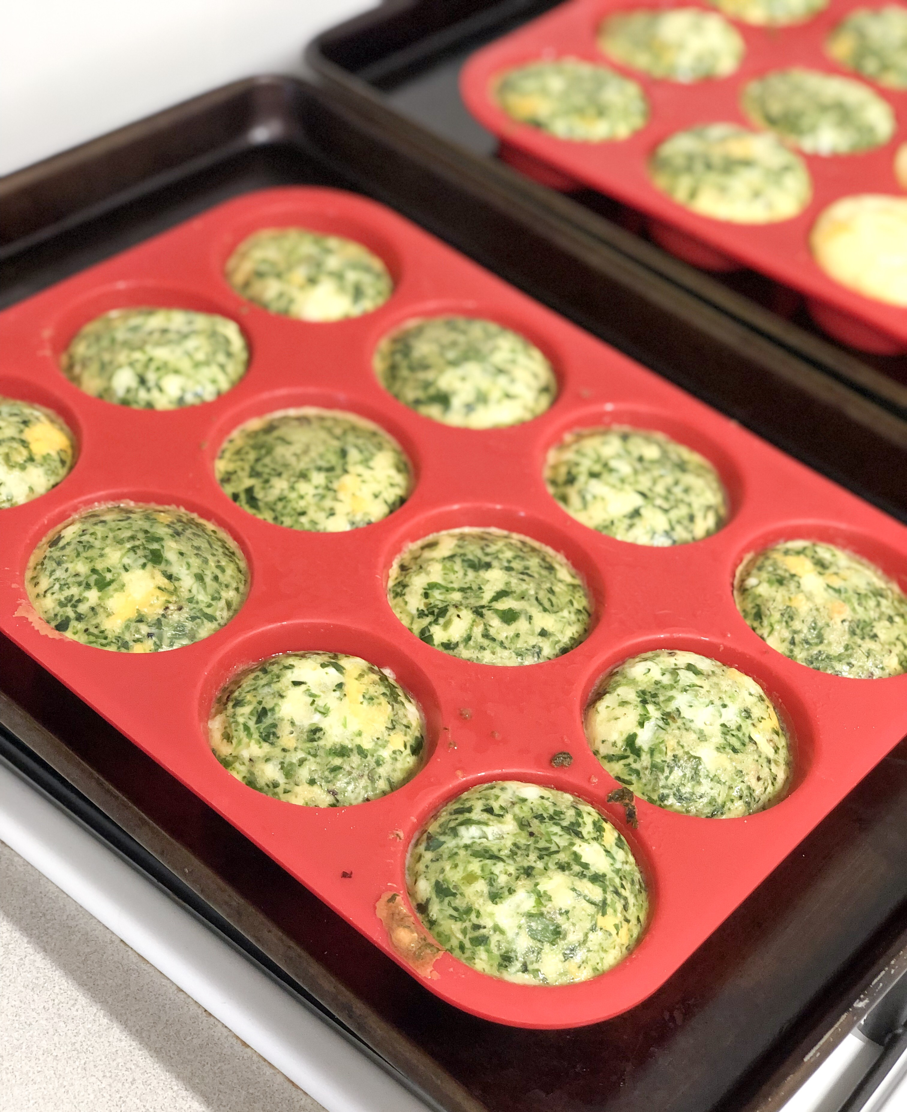 What the Wordens Ate- Anytime Quiche Cups