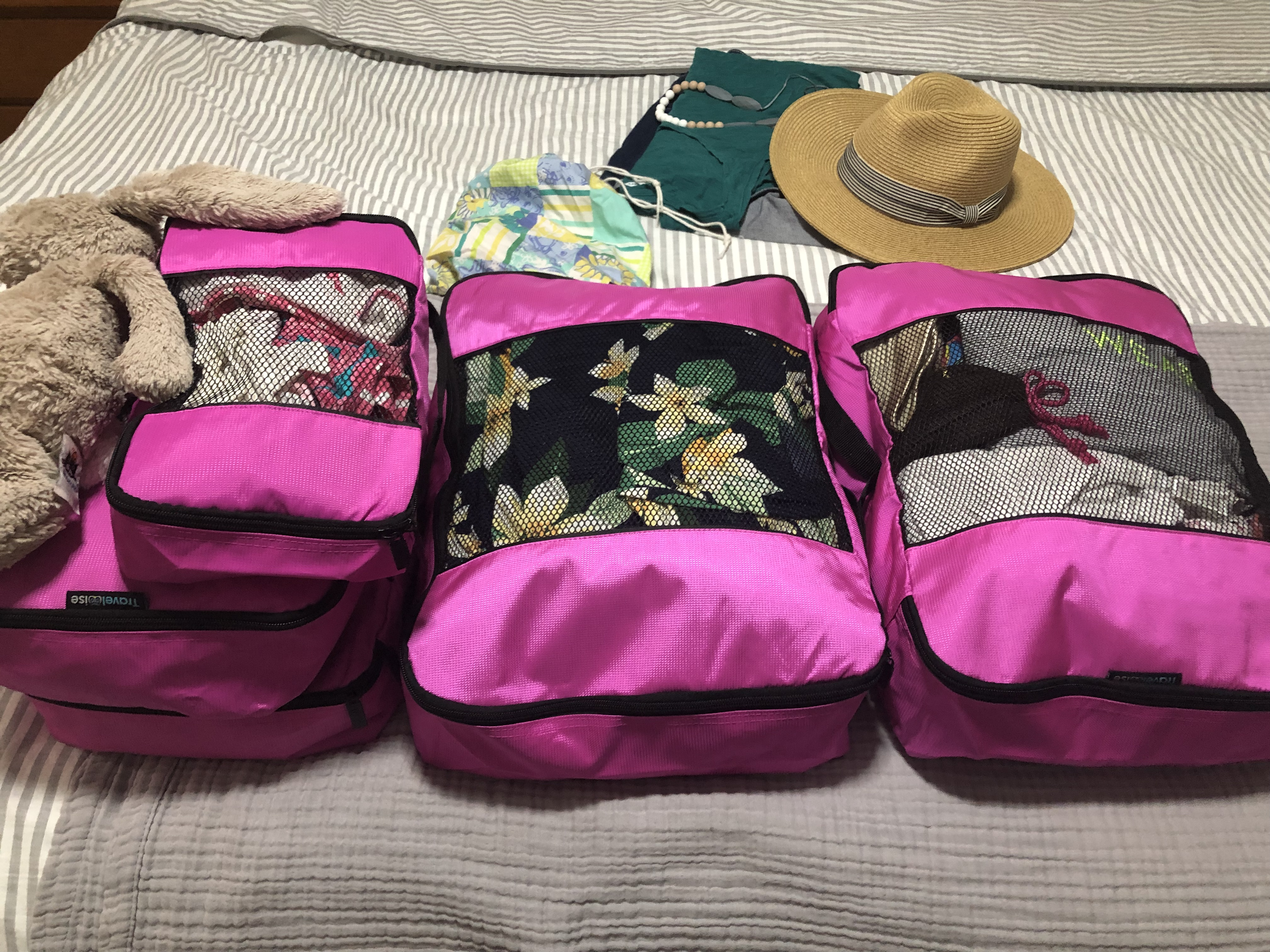 Traveling with Baby- Packing List